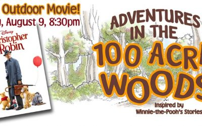 Find all kinds of Adventures In The 100 Acre Woods at Nature At The Confluence
