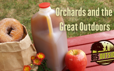 Orchards and the Great Outdoors